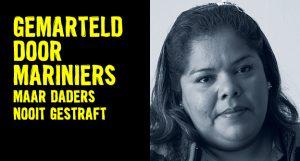 Amnestycampagne voor Claudia Medina