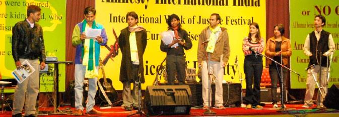 Schrijfactie India: kritische stemmen onderdrukt - van maart tot 1 mei 2019